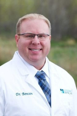 Meet Dr. Melvin Benson in Greeley CO